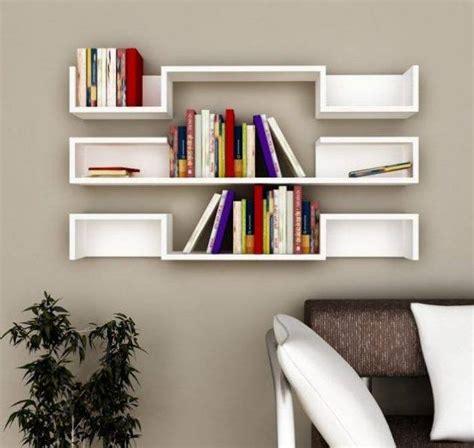 Rak Rak Buku Etalase Menggantung Di Dinding 14 rak dinding minimalis untuk ruang tamu dan kamar