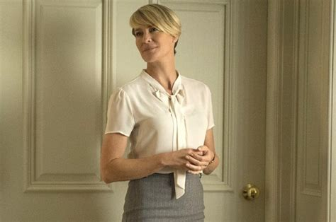 question about robin wright house of card watchers may house of cards tusk