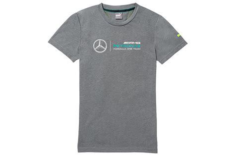 Kaos Mercedes Bens til sporty dengan koleksi apparel mercedes f1 fashion