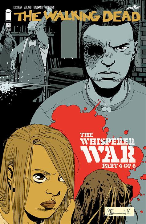 the walking dead volume 27 the whisperer war the walking dead 160 capa e informa 231 245 es guerra dos