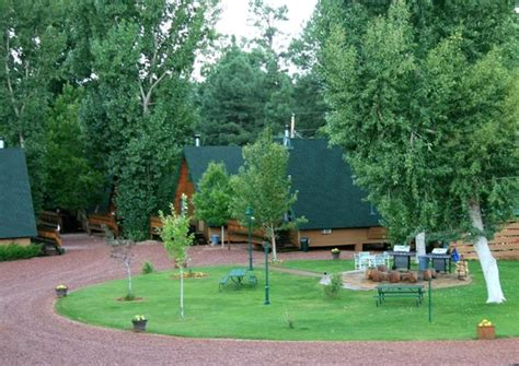 Cabins At Strawberry Hill by Monsoon Season Picture Of Cabins On Strawberry Hill