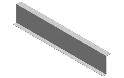 Stainless Steel Floor Trim by Fabricated Components Assemblies Unified Supply
