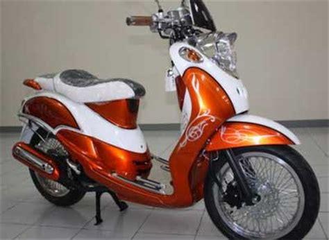 Lu Led Motor Mio Fino yamaha fino slank the yamaha retro tester