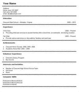 Student Resume Template ? 21  Free Samples, Examples