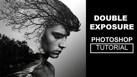 double exposure video tutorial premiere double exposure effect photoshop tutorial youtube