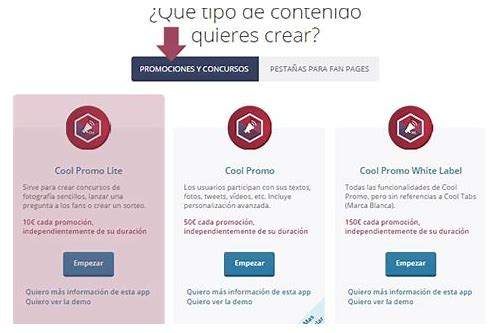 crea coupon facebook