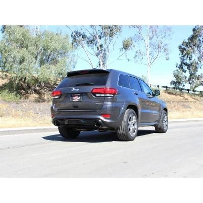 Jeep Srt8 Exhaust Afe Mach Exhaust System Jeep Grand 6 4l