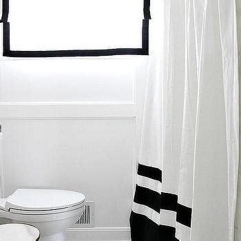 black and white color block curtains black and white design shower curtain curtain