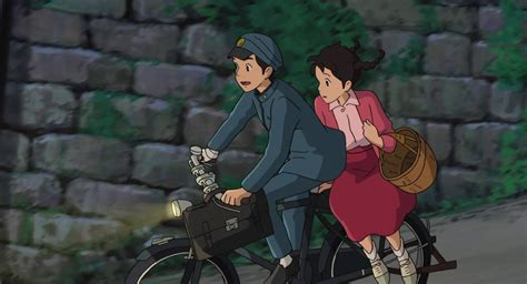 from up on poppy hill review from up on poppy hill