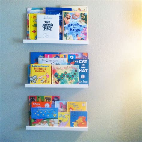 ribba book shelves essential oils storage using ikea ribba shelf this mom s