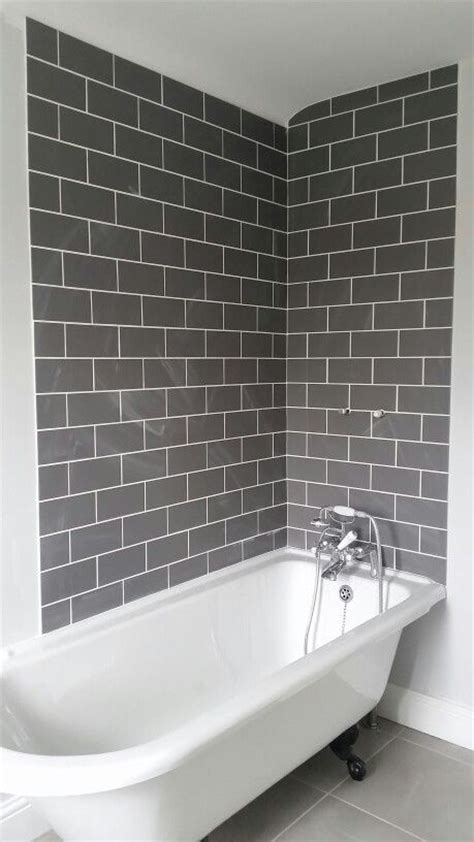 grey metro bathroom tiles 17 best images about 1930s house bathroom on pinterest