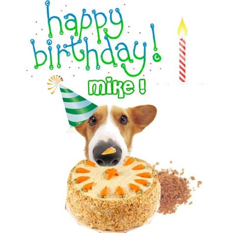 imagen fanny mikey happy birthday mike images meme funny wishes messages