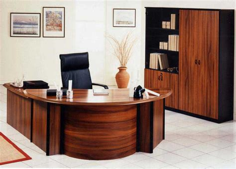 executive computer desk office furniture
