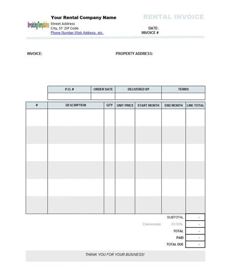 medical invoice format in word invoice pinterest
