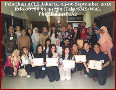0817 0825 883 Jadwal Kursus Ekg Perki Semarang 2018 kursus dan seminar kedokteran pelatihan acls perki jakarta tahun 2016