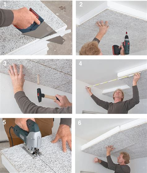 isolante termico per soffitti come isolare il soffitto garage