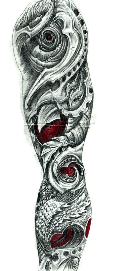 biomechanical tattoo artists brisbane 23 best sleeve tattoo paper on layouts images on pinterest