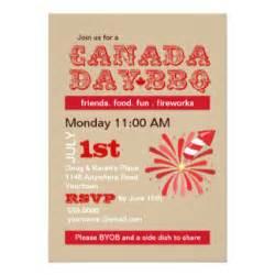canada day invites 437 canada day invitation templates