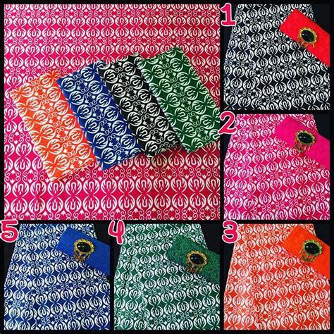 Batik Cap Garutan Dan Embos kain batik pekalongan motif garutan kombinasi kain batik