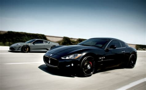 maserati blacked out gallery blacked out maserati granturismo