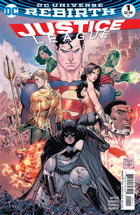 libro 1 justice league tp may160206 justice league 1 previews world