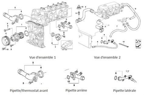 Radiateur De Lave 323 by Bmw E36 Circuit Refroidissement E36 318is