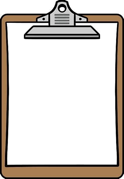 Clipboard Clipart clipboard clipart clipartxtras throughout clipboard
