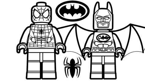 lego batman vs superman coloring pages awesome coloring pages decorative spiderman coloring page