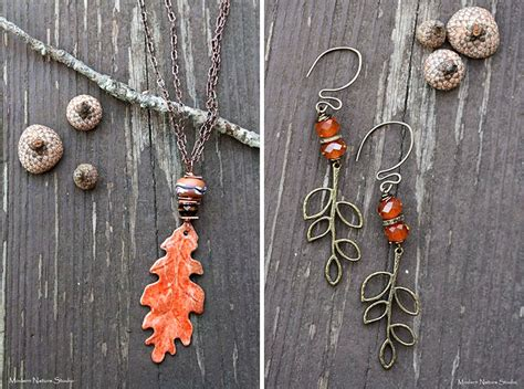 Contemporary Handmade Jewelry - the contemporary jewelry of reston s modern nature studio