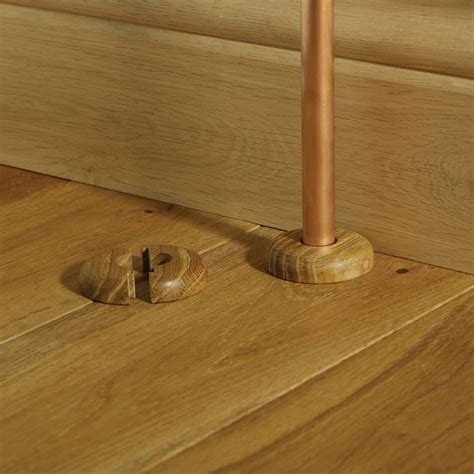 Plumbing Covers by Solid Wood Pipe Covers Woodpecker Flooring