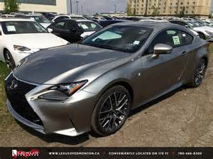 new 2015 lexus rc 350 f sport series 2 2 door car in