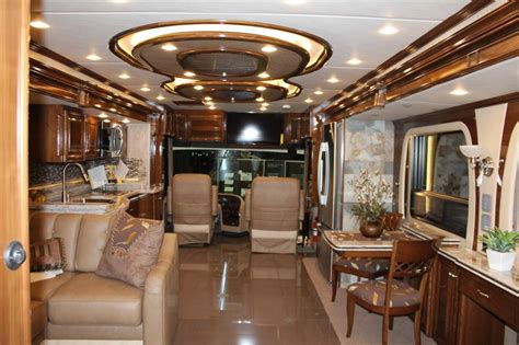 Motor Home Interiors New Motorhomes For 2016 Autos Post