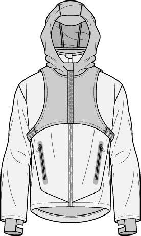 Flat sketch |♦F&I♦ | Fashion design template