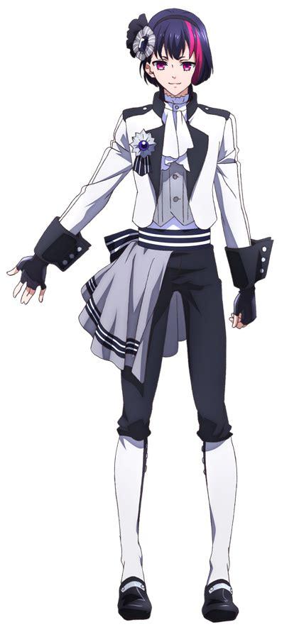 B Anime Characters by Ryuuji Korekuni B Project Kodou Ambitious