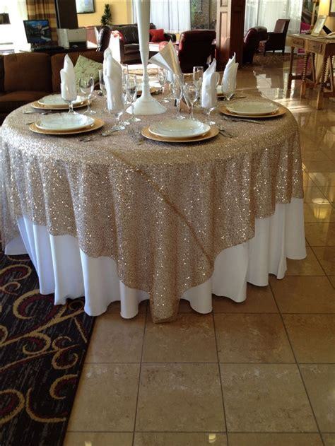 25  best ideas about Table cloth wedding on Pinterest