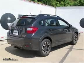 Subaru Impreza Trailer Hitch 2017 Subaru Crosstrek Trailer Hitch Curt