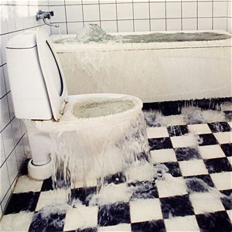 Bathroom Plumbing Problems by Plumbing Problems Plumbing Problems Overflow