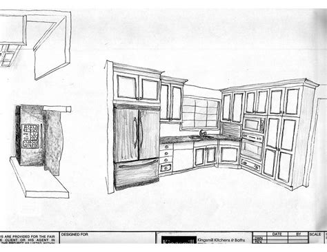 kitchen design drawings kitchen design sketch 1 by 93turbod on deviantart