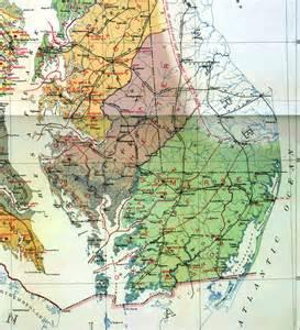us eastern shore map handley s eastern shore maps