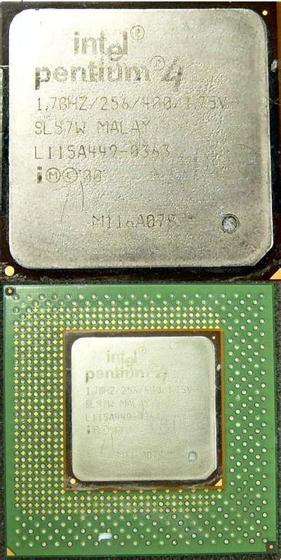 Pentium 4 1 7ghz intel pentium 4 1 7 ghz intel pentium 4 1 7ghz 256 400 1 75v sl57w chipdb org