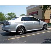 Anyone With Lowering Springs  AcuraZine Acura