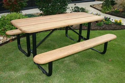 picnic bench for sale byo recreation