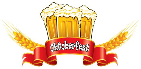 oktoberfest clipart wheat clipart clipground