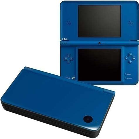nintendo dsi xl console nintendo ds console dsi xl blue incl power supply ebay