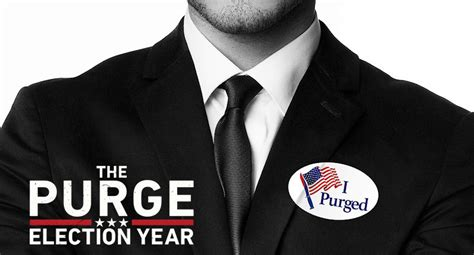 the purge election year arden avett casts his vote for the purge election year