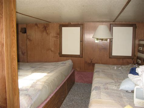 boat with a very fine net houseboat for sale