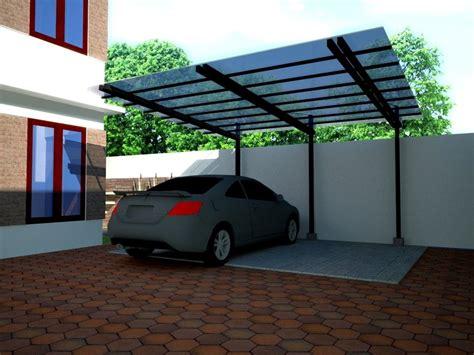 27 Desain Kanopi Rumah Minimalis Baja Ringan Berbagai 10