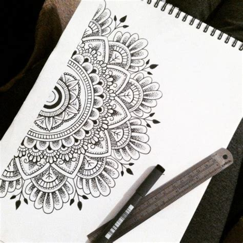 mandala tattoo tumblr pin mandala on
