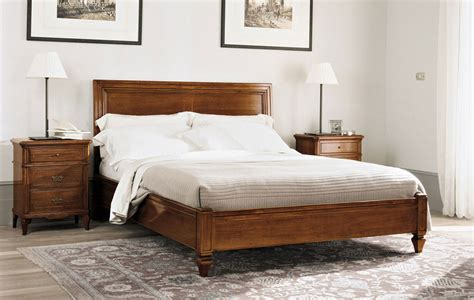 wooden bed solid wood bed frame plans woodideas
