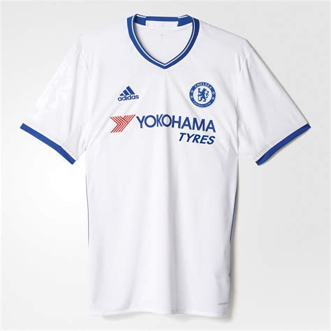 chelsea kits chelsea 16 17 third kit released footy headlines